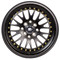 MST MT10 Wheels Black