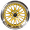 MST MT10 Wheels Gold