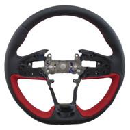 10th Gen Civic Type-R Steering Wheel   78501-TGH-A90ZA (78501-TGH-A90ZA)