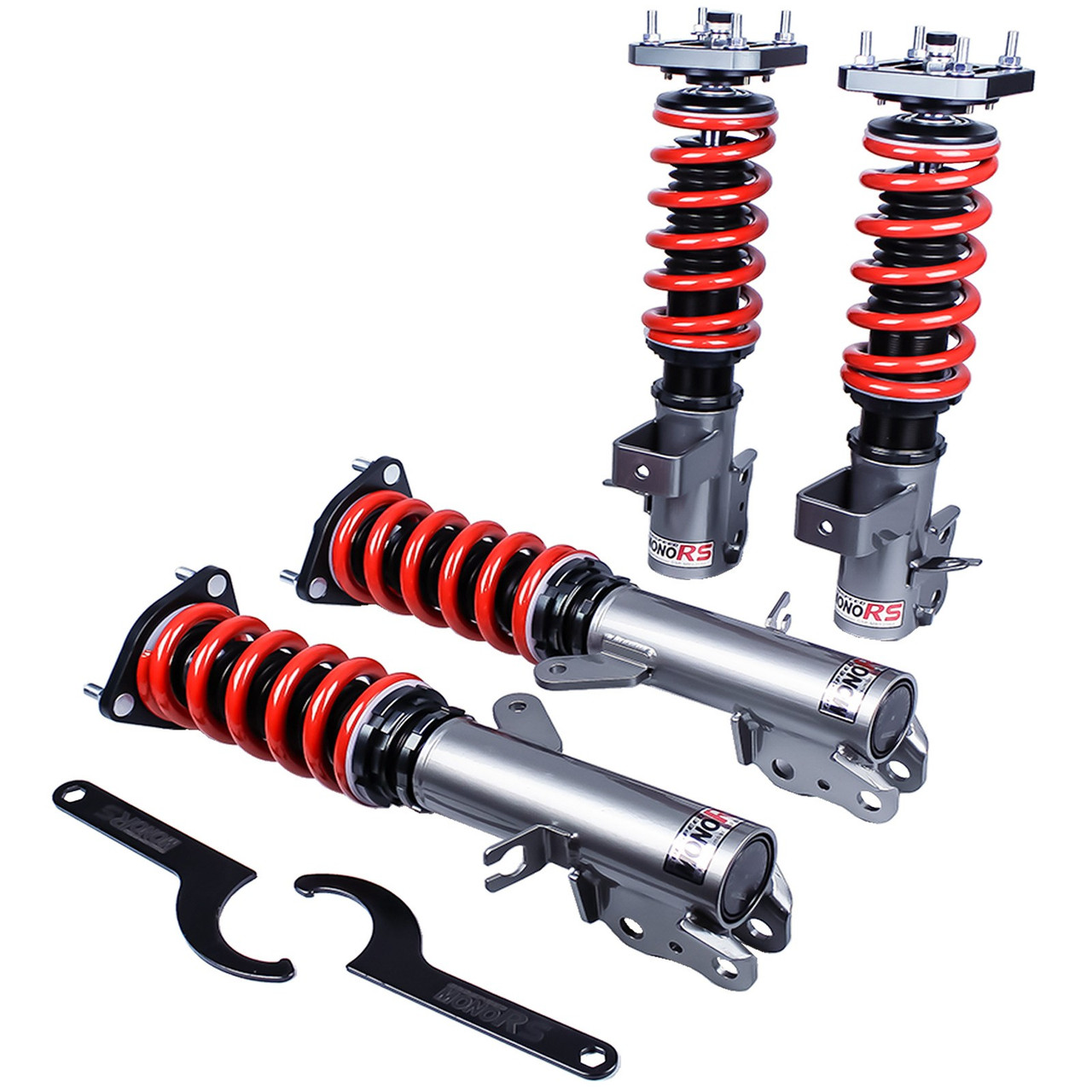 Godspeed MonoRS Coilover Suspension Shock+Spring for IS250 IS350 ISF 06-13 RWD