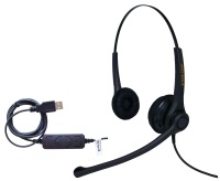 Voicelync Binaural USB Headset