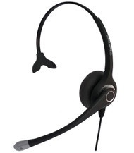 Ultra Monaural Corded Headset