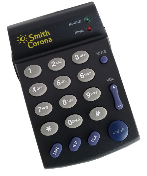 Telephone Headset Single line Dial Pad  PD100 by Smith Corona -  DA202