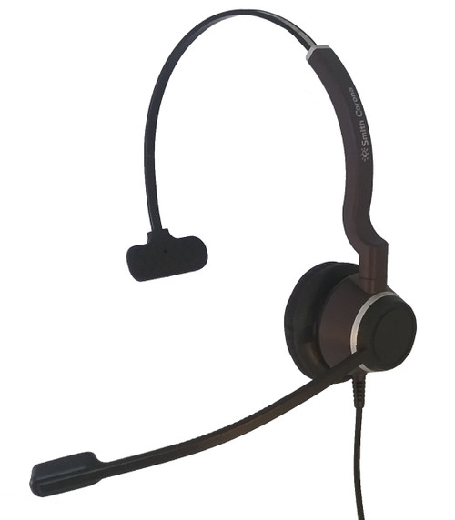 Clearwire HD Monaural Headset.  A perfect call center headset.