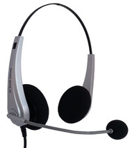 Aries Plus Binaural Headsets