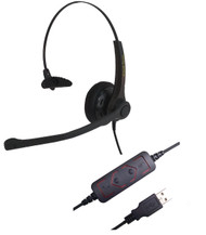Voicelync USB Monaural Headset