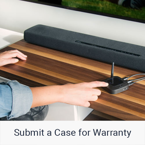 Submit a Warranty Case