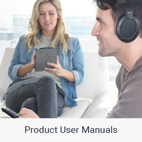 current product user manuals