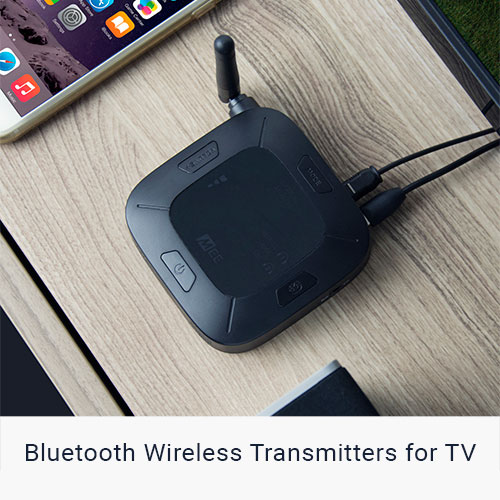 Transmitter and Receiver for TV