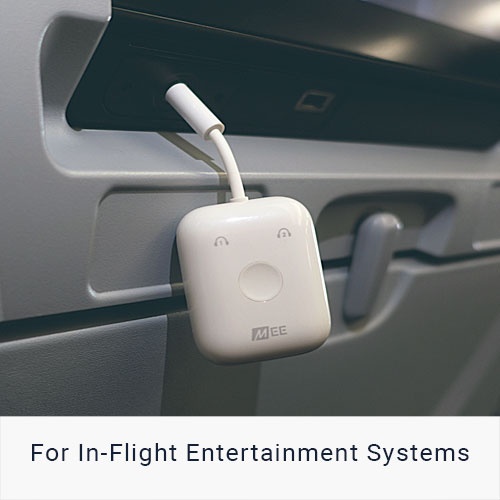 For In-Flight Entertainment Systems