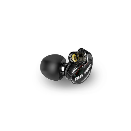 Replacement Earpiece for the M6 PRO 1st Generation In-Ear Monitors (Left) (Smoke)