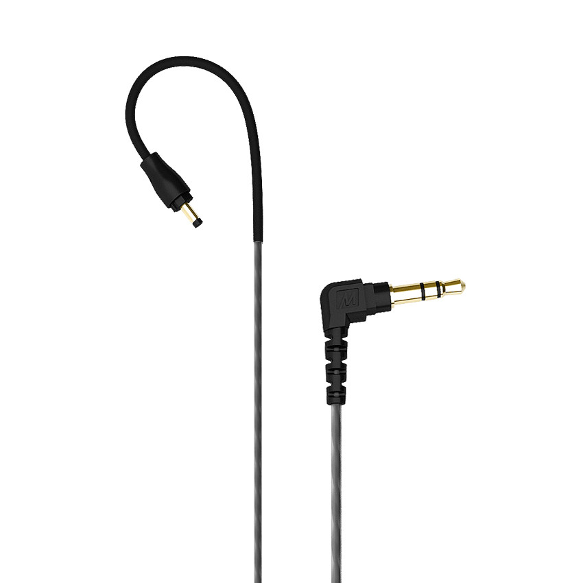 stereo to mono audio cable for single ear monitoring for mx pro and m6 pro in ear monitors. Black Bedroom Furniture Sets. Home Design Ideas