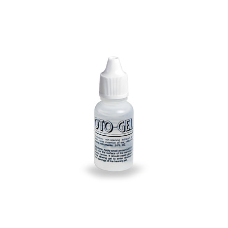 Easy-Wear Oto-Gel Ear Lubricant