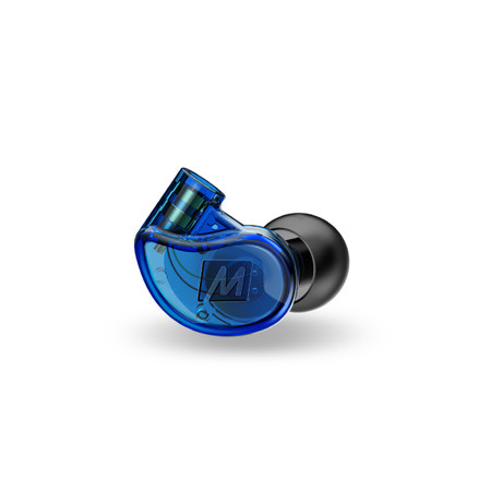 Replacement Earpiece for the M6 PRO 2nd Generation In-Ear Monitors (Right) (Blue)