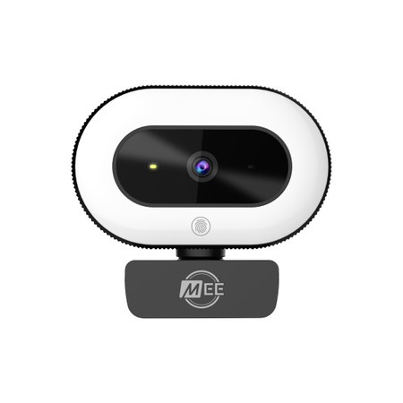 CL8A 1080p Live Webcam with LED Ring Light