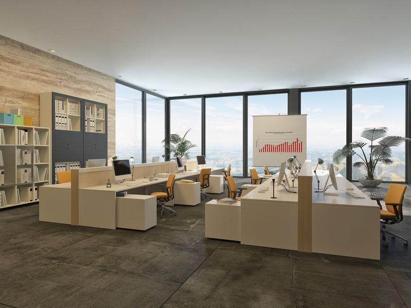 Heathly Office Space