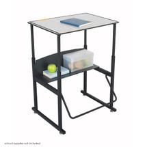 Safco AlphaBetter® Desk, 28 x 20 Premium Top w/o Book Box