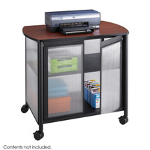Safco Impromptu® Deluxe Machine Stand with Doors