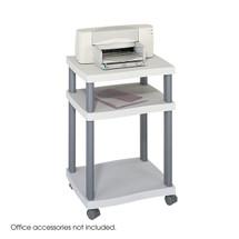 Safco Wave Desk Side Printer Stand