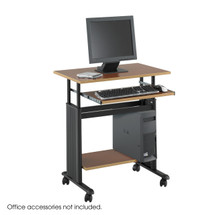 "Safco Muv™ 28"" Adjustable Height Workstation"