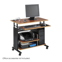 Safco Muv Mini Tower Adjustable Height Workstation