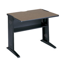 "Safco 36""W Reversible Top Computer Desk"