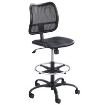 Safco Vue™ Extended-Height Vinyl Chair