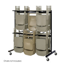 Safco Two-Tier Chair Cart