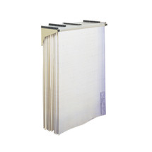 Safco Drop/Lift Wall Rack