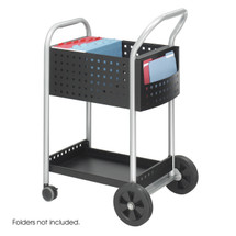 """Safco Scoot™ Mail Cart, 20""""W"""