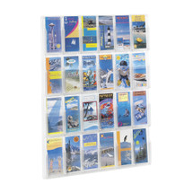 Safco Reveal™  24 Pamphlet Display