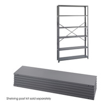 Safco 48 x 12 Industrial 6 Shelf Pack
