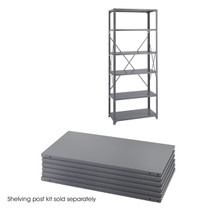 Safco 36 x 18 Industrial 6 Shelf Pack