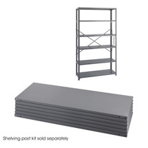 Safco 48 x 18 Industrial 6 Shelf Pack