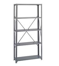Safco 36 x 12 Commercial 5 Shelf Kit