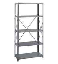 Safco 36 x 18 Commercial 5 Shelf Kit