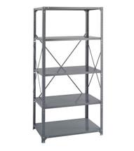 Safco 36 x 24 Commercial 5 Shelf Kit