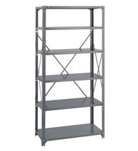 Safco 36 x 18 Commercial 6 Shelf Kit