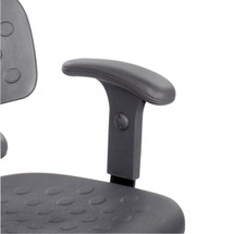 Safco Soft Tough™ Adjustable T-Pad Arms