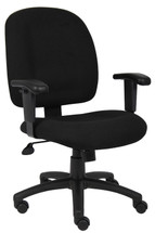 Boss B495-BK Task Chair