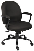 Boss Heavy Duty Task Chair B670-BK