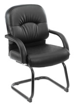 Boss Mid Back Caressoft Guest Chair B7409