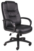 Boss Executive High Back Leatherplus Chair B7501