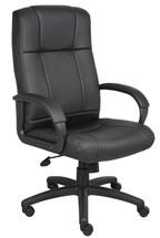 Boss Caressoft Executive High Back Chair B7901