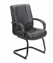 Boss Caressoft Mid Back Guest Chair B7909