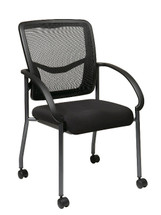 Office Star ProGrid Back Visitors Chair 85640-30