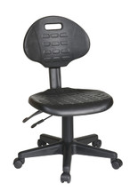 Office Star Ergonomic Chair with Seat Tilt and Back Angle Adjustment
