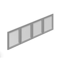 OTG-CASEGOODS-Doors-Silver doors for SL66HD SL66SIDR