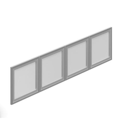 OTG-CASEGOODS-Doors-Silver doors for SL71HD SL71SIDR