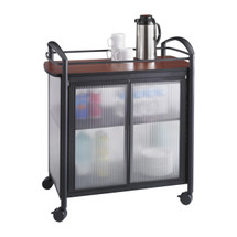 Safco Impromptu® Refreshment Cart